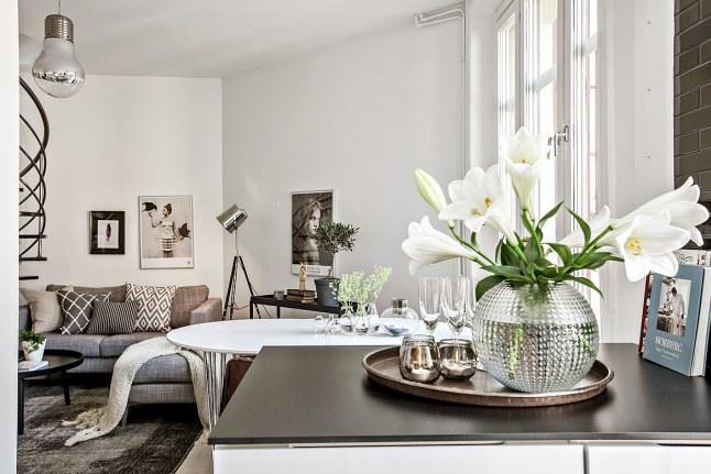 Semaine 23 2015 sur les blogs d co for Deco petite cuisine appartement