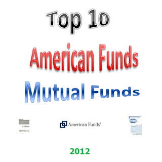 Top 10 American Funds mutual funds of 2012 logo