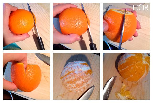 Receta de naranjas aromatizadas en su jugo 02