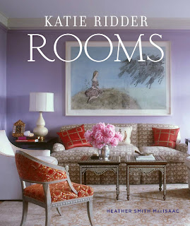 Book cover of Katie Ridder's &quot;ROOMS&quot;