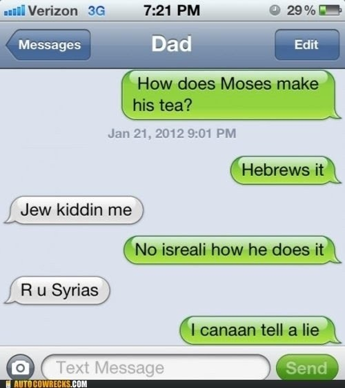 Funny Bible Text Messages Jokes