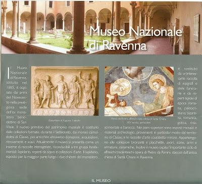 Il Museo Nazionale di Ravenna Brochure 1