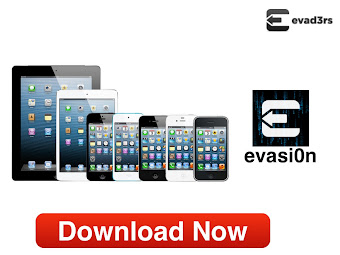 evasi0n - iOS 6x Jailbreak Download