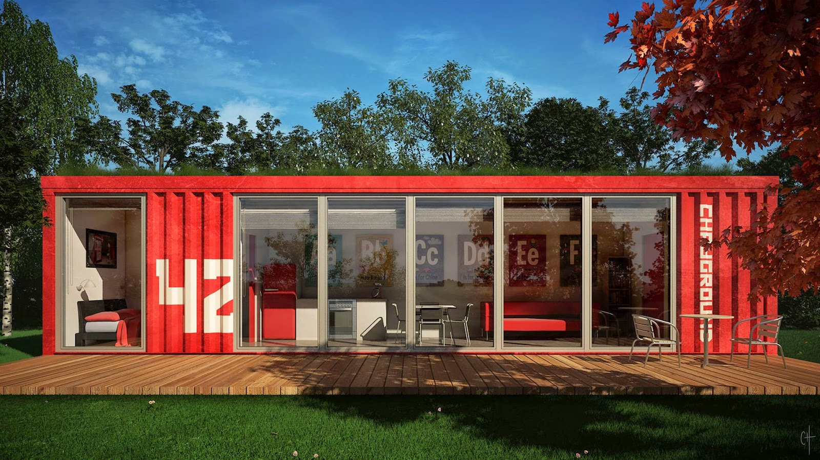 Shipping Container Home Design Construction