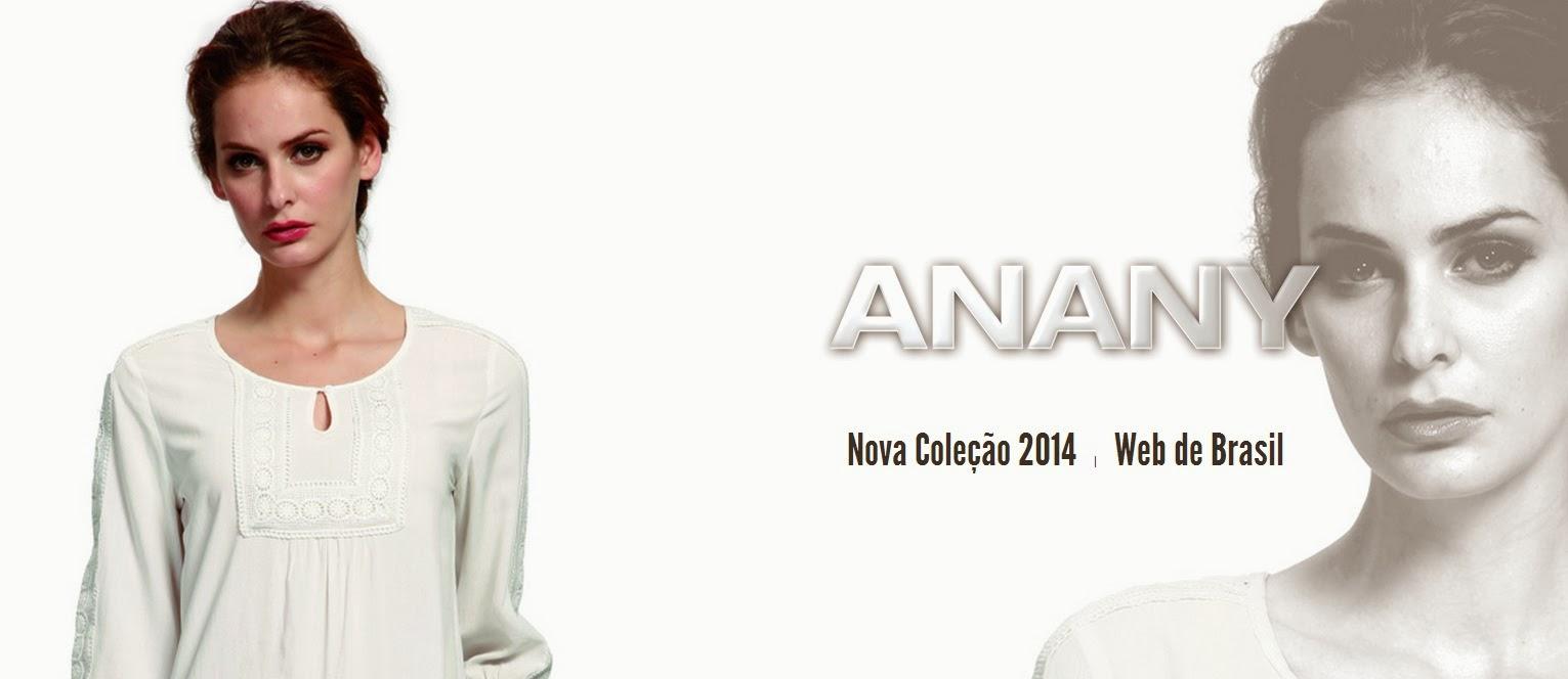 Anany - Brasil estrena Pagina WEB