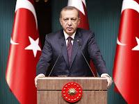 Presiden Erdogan : Turki Tidak Akan Diam Hadapi Pelanggaran Keamanan Perbatasan dan Kedaulatannya