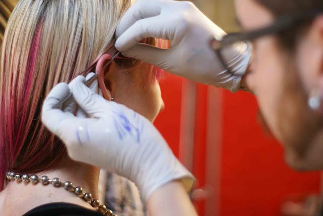 Peligros de los piercing
