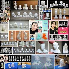 3D頭像掃描.五百人印