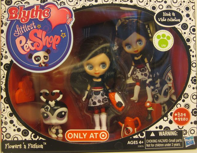 Littlest Pet Shop Blythe Dolls by Hasbro | The Toy Box Philosopher