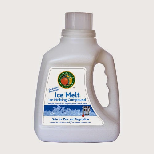 ICE MELT Ingredients Types What Is Safe For Concrete Pets