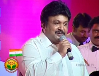 Jaya TV MGR Sivaji Awards