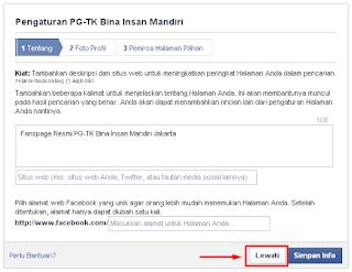 Cara Mudah Membuat Fanspage Facebook Terbaru 2015