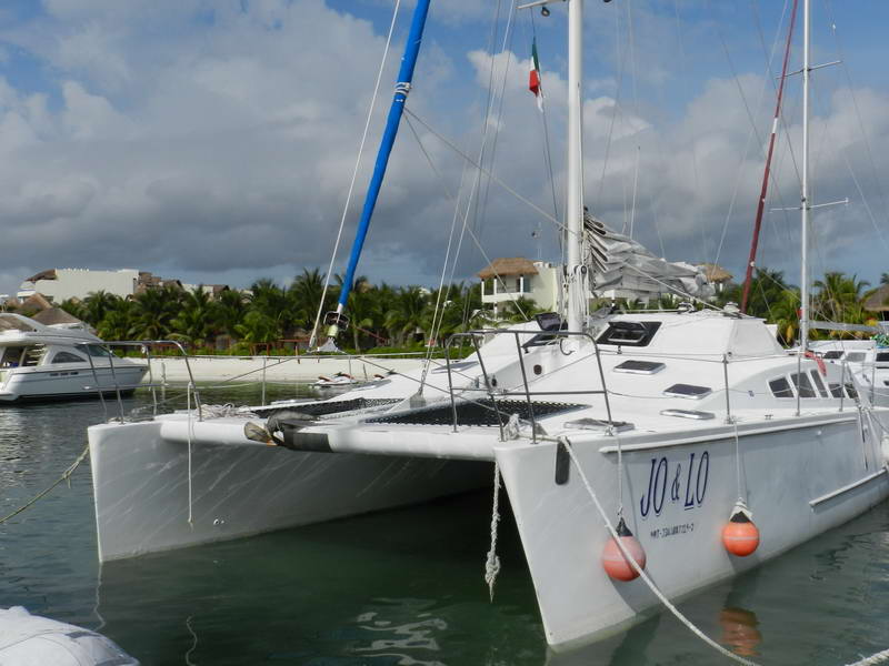 catamaran for groups