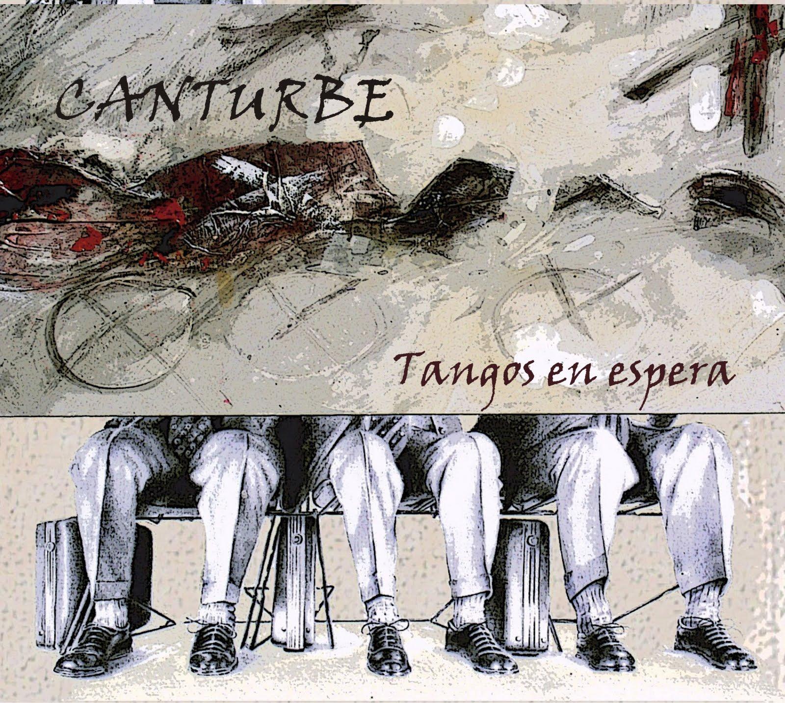 Cabeza de Moog !: Canturbe - Tangos en Espera (2011)