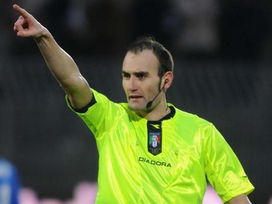 Calcio, Serie A: le designazioni arbitrali della 33a giornata