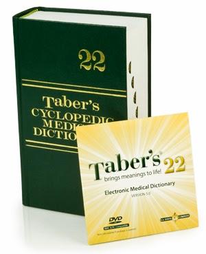 Từ điển Bách khoa Y học Taber 22e