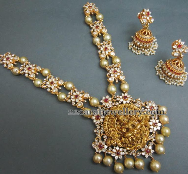 Timeless Jewellery in Kundan Work