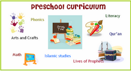 Our Preschool Curriculum.
