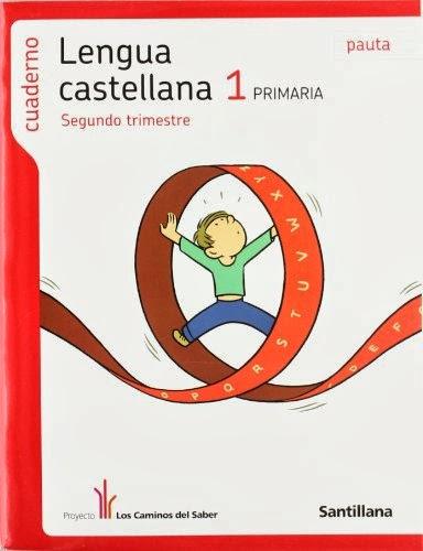 Cuadernillos Lengua Castellana 1º