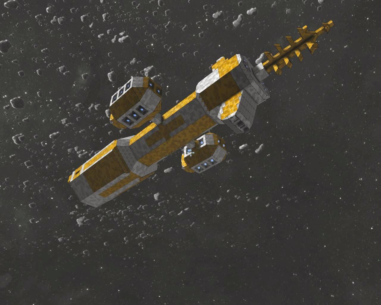 Как сделать корабль корабли в space engineers 859