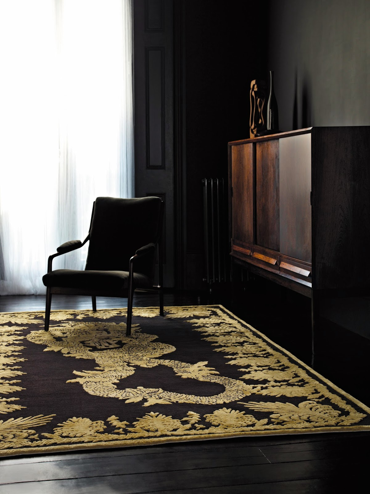 dc amq military brocade r Gorgeous carpets from The Rug Company