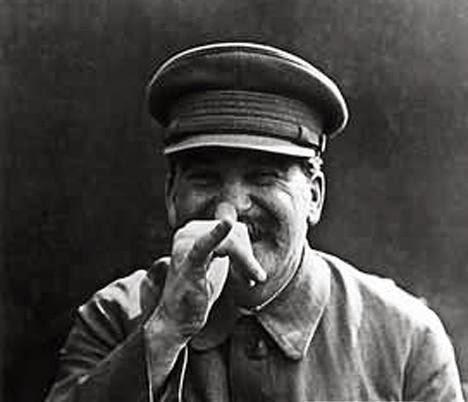 Stalin's shit