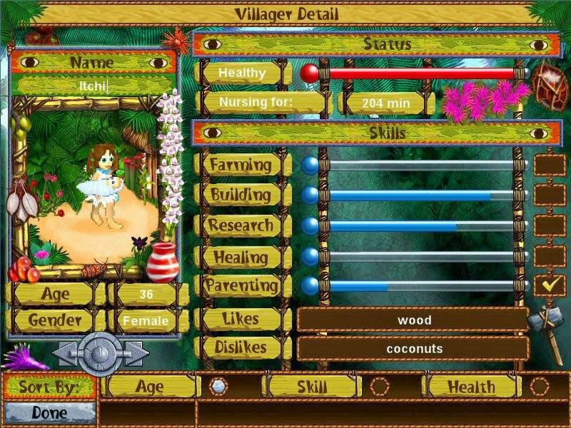 Virtual villagers secret city free
