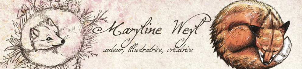maryline weyl, auteur illustratrice