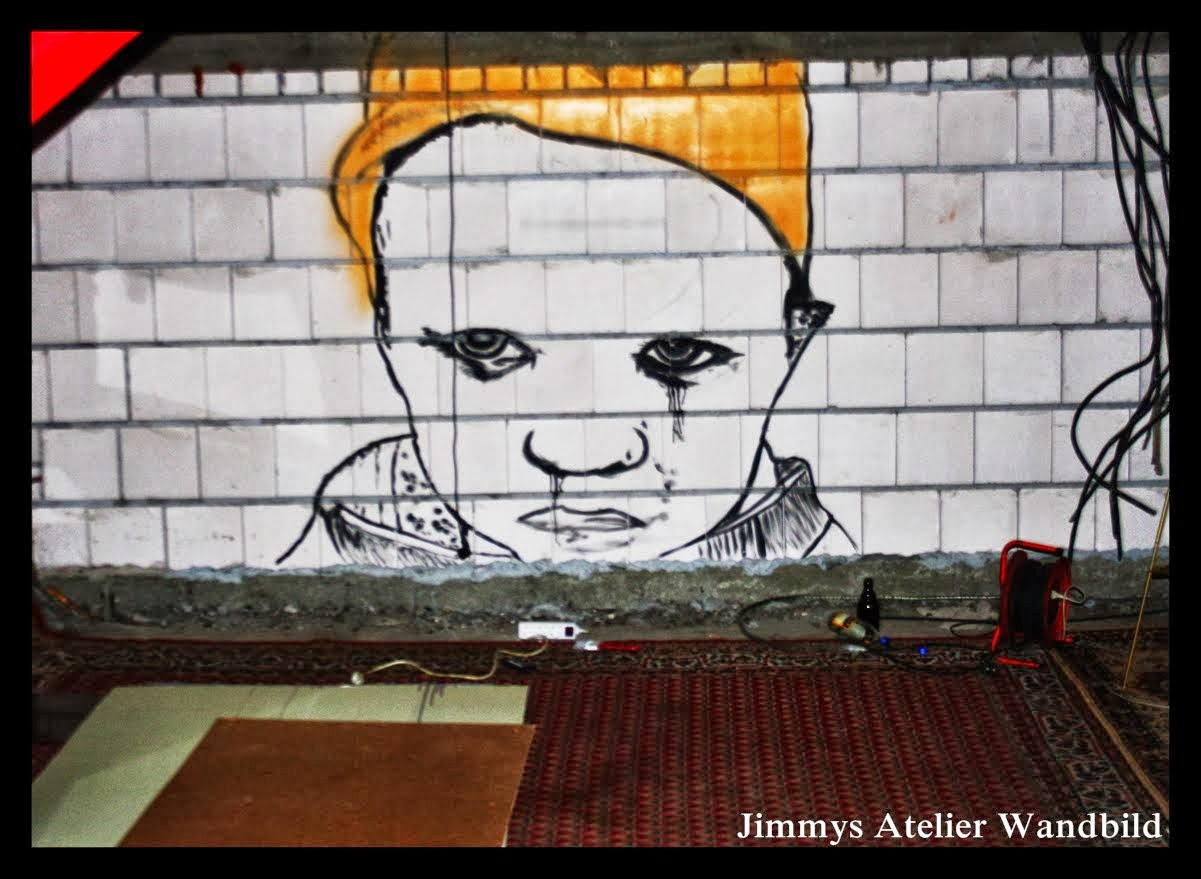 Jimmy Cutaka Künstler / Innercitygallery