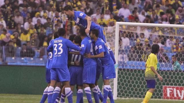 أهداف مباراة الهلال و النصر 4-3