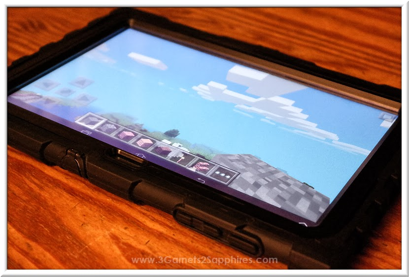ShockDrop Rugged Case for Samsung Galaxy Tablet by Hard Candy Cases