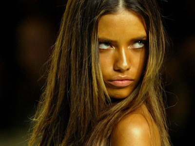 The Amazing Brazilian Model   Adriana Lima   Free Wallpapers
