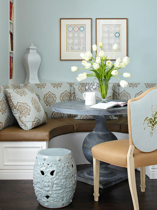 Best Of Home Interior Built In Banquette Ideas