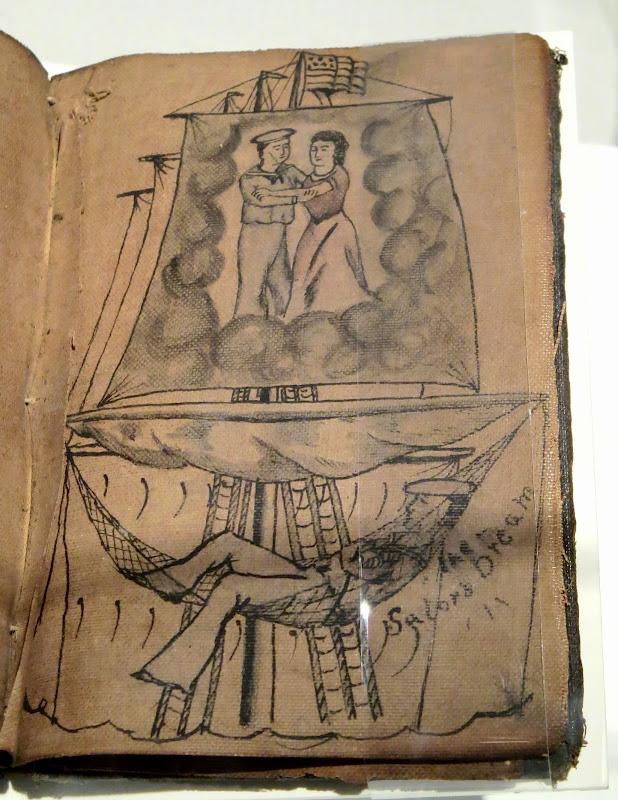 reinterpretation of his choice of folk art: a book on tattoo designs title=