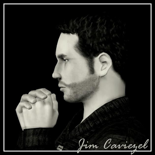 Jim Caviezel - Covershot