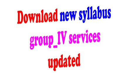 Download new_syllabus_group_IV_services_updated