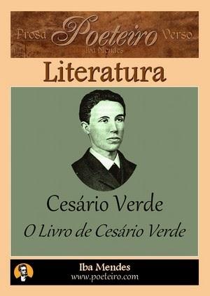 O Livro de Cesário Verde, Cesário Verde
