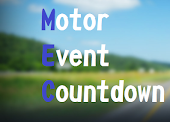 Visit my brother MOTOR EVENT COUNTDOWN