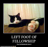 <b>Navigation for WELS Left Foot of Fellowship</b>