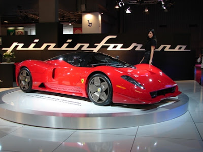New Cars Zone The Story Of Pininfarina