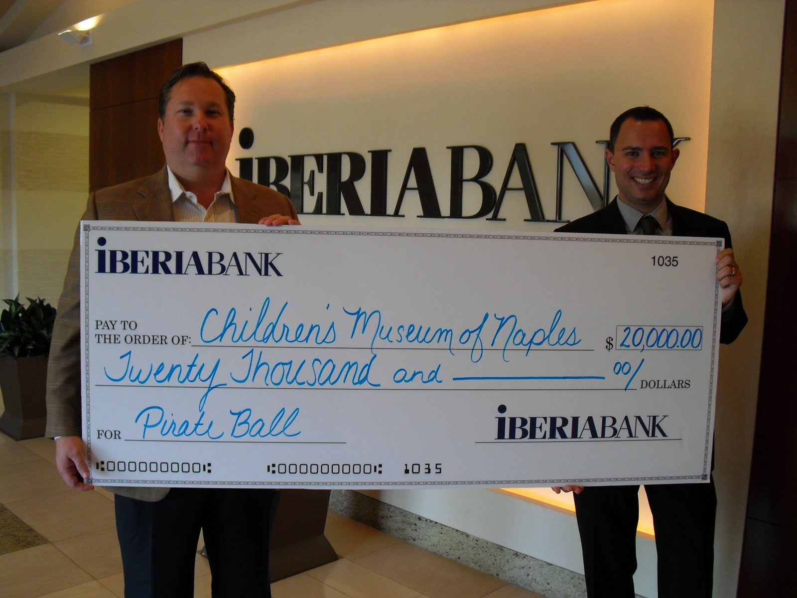 Naples, FL – IBERIABANK