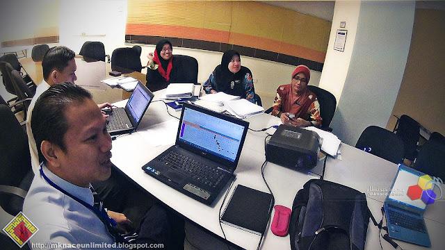 Bengkel Penyediaan dan Pemurnian Laporan Penilaian Kendiri Audit EKSA JPN Johor 2015