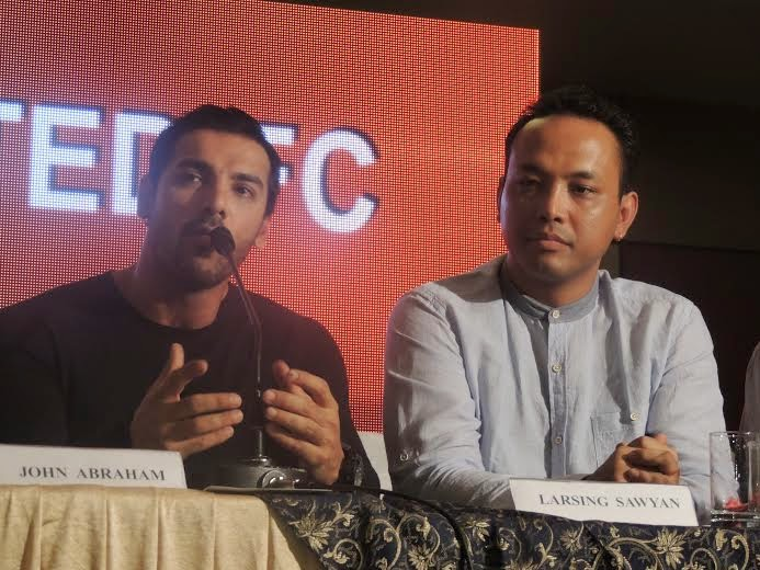 John Abraham launch North East United FC
