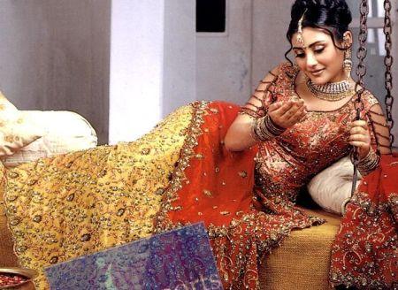 Indian Punjabi Wedding Dress