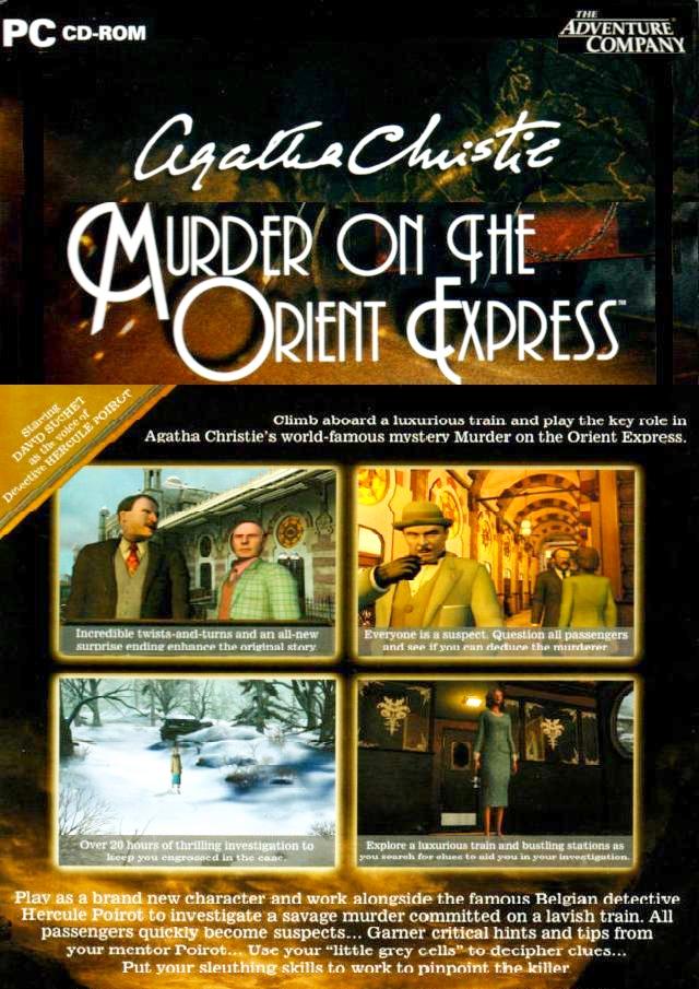 murder on the orient express essay Murder on the orient express chapter summaries get free access to this murder on the orient express study guide quiz, and essay.