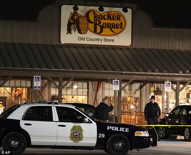 cracker barrel racial case 1