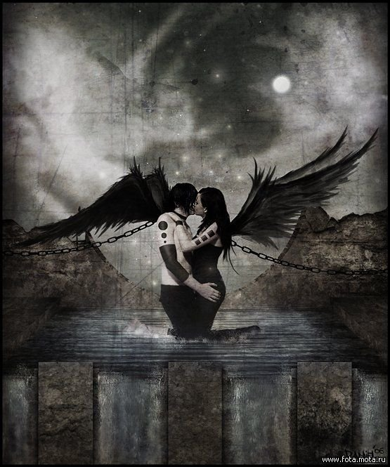 Gothic dark wallpapers download free dark gothic - Dark gothic angel wallpaper ...