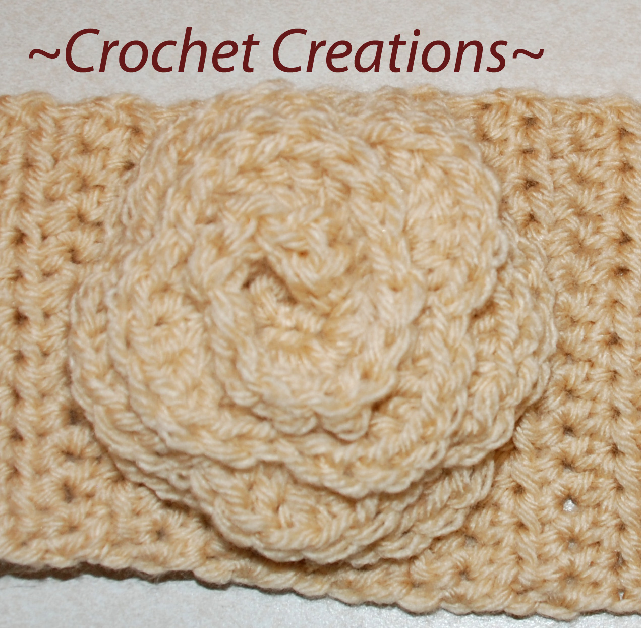 Free Crochet Pattern For Ladies Headband : Amys Crochet Creative Creations: Crochet Women Headband ...