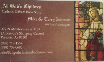All God's Children 928-708-0683