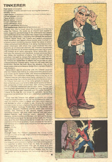 Chapucero (ficha marvel comics)